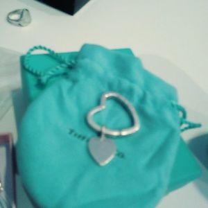 Preloved Tiffany Keychain